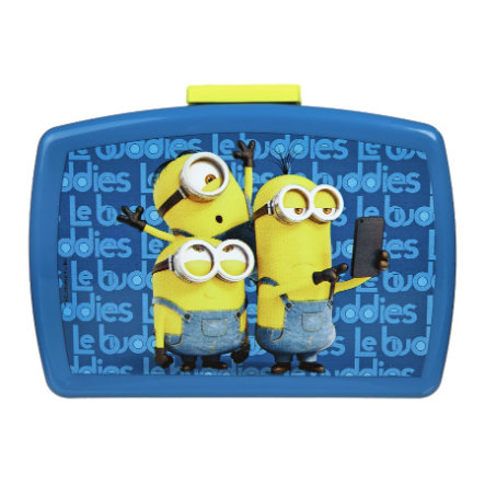 UNDERCOVER Broodtrommel - Minions