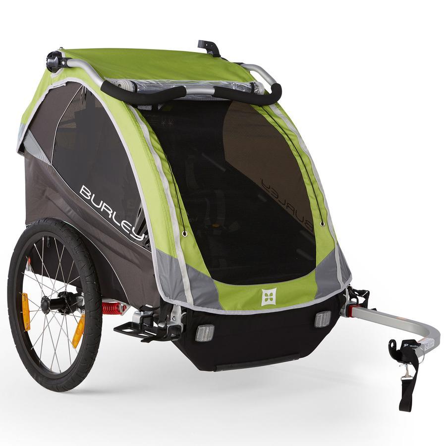 BURLEY Cykelvagn D´Lite grön