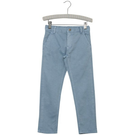 Wheat Spodnie Chino dustyblue