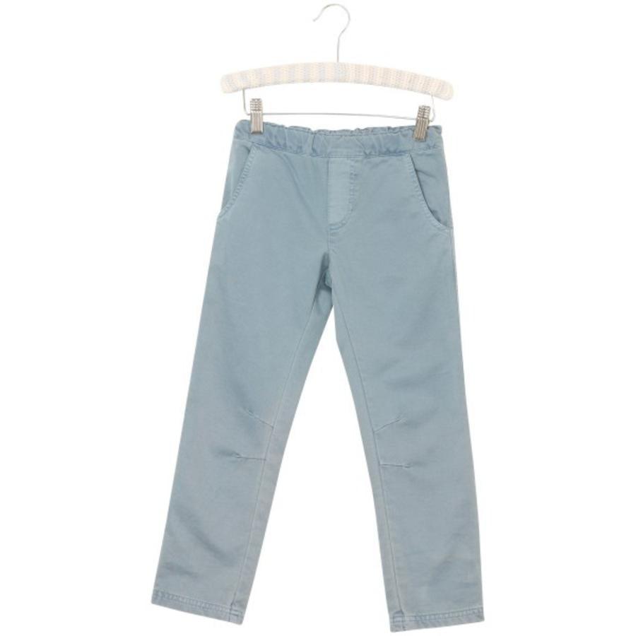 Wheat Pantalón Noah azul polvoriento