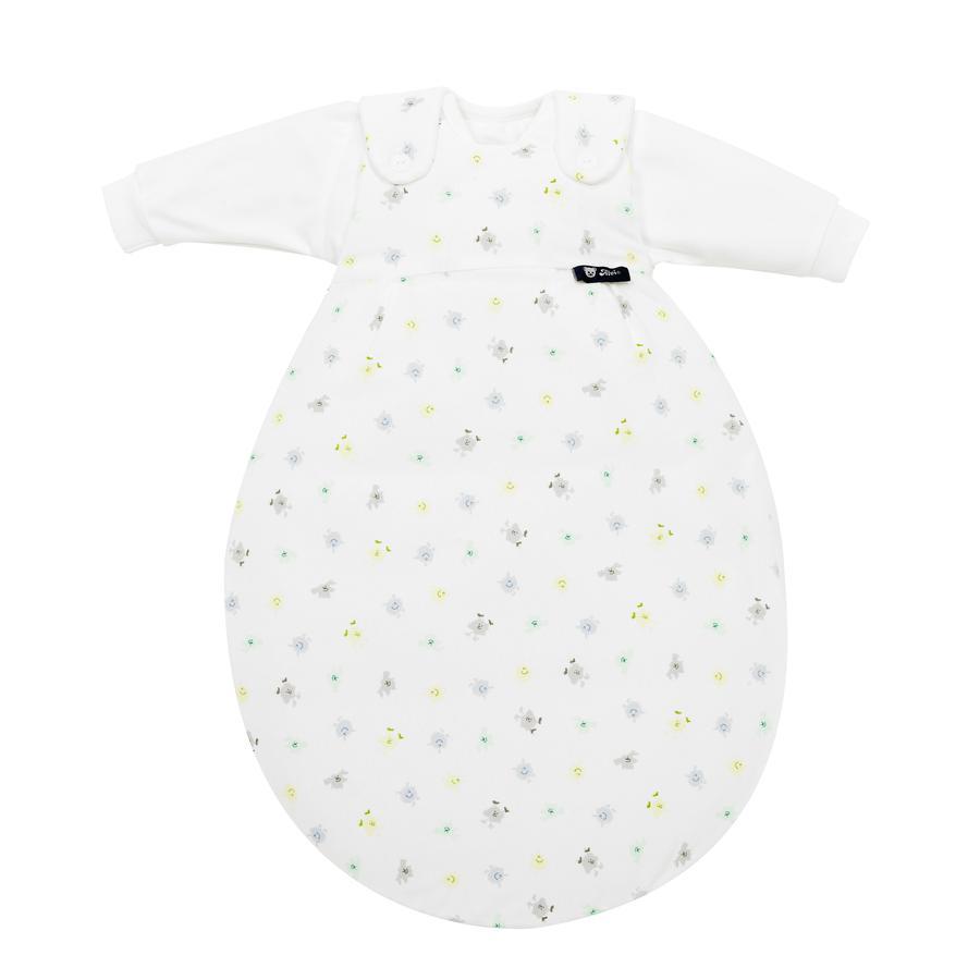 ALVI Baby-Mäxchen Jersey 3 dílný spací pytel  kaňky