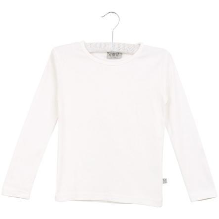 Wheat Basic Chlapecké tričko white