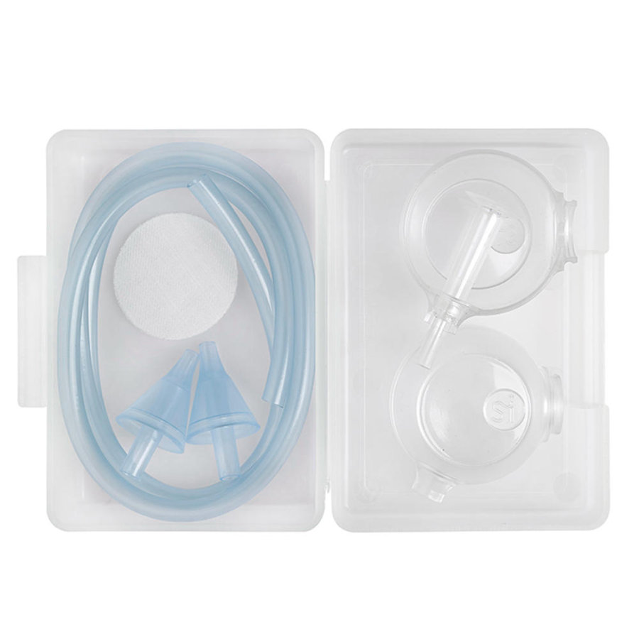 nosiboo Family Pack - Ersatzteile zum nosiboo Elektrosauger in blau