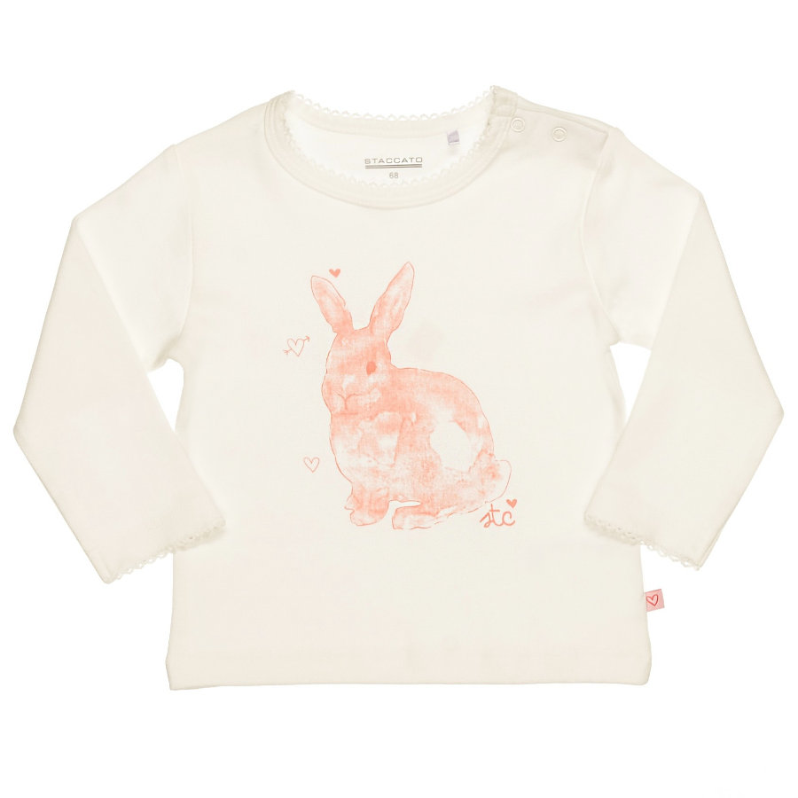 STACCATO Girls Baby Shirt offwhite