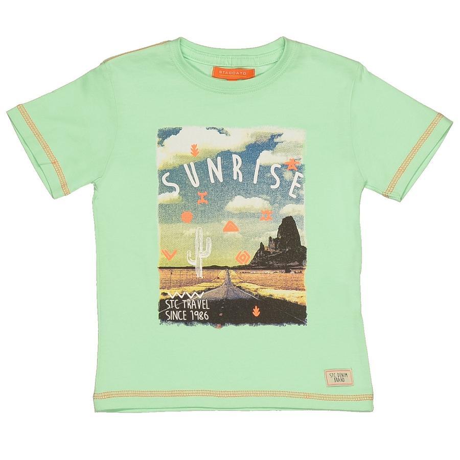 STACCATO Boys Mini T-Shirt springgreen