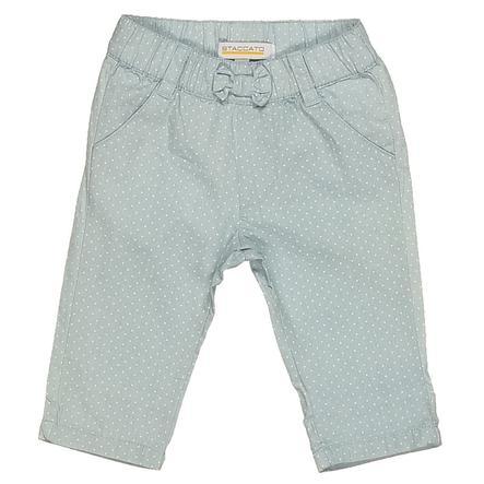STACCATO Girl s Baby jeans licht denim dotje