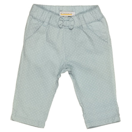 STACCATO Girls Baby Jeans light denim dot