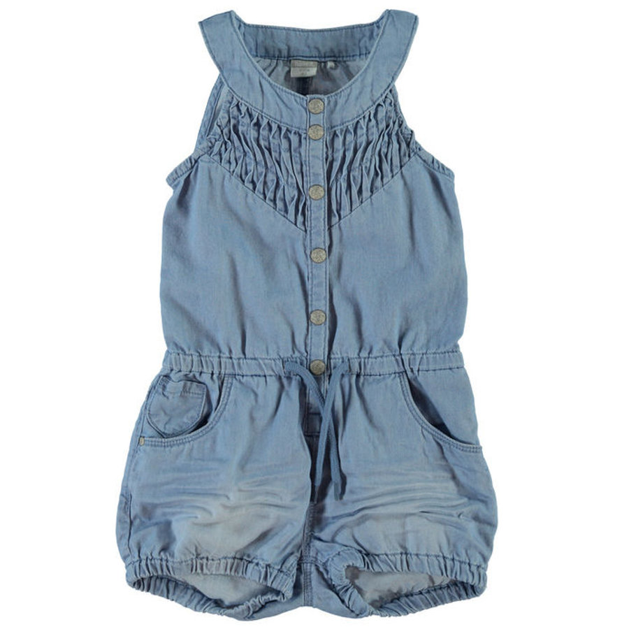 NAME IT Girls Jumpsuit NITSKYBMINA medium blue denim