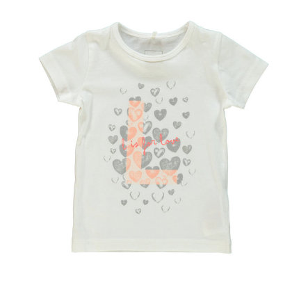 Name it Girls T-Shirt NITVEEN bright white