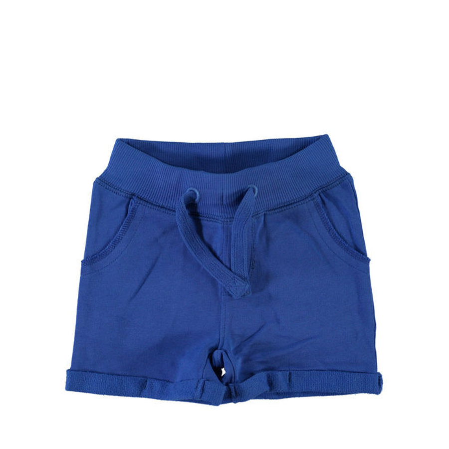 NAME IT Boys Sweatshorts nautical blue