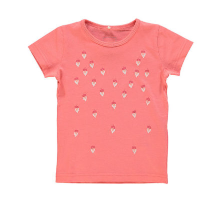 Name it Girls T-Shirt NITVEEN georgia peach