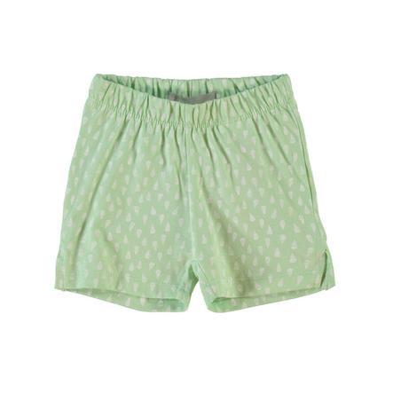 Name it Girls Szorty NITVIGGA pastel green