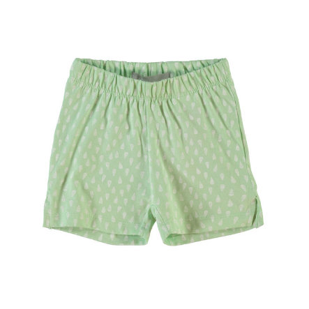 Name it Girls Szorty NITVIGGA pastel green