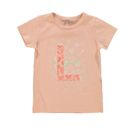 Name it Girls T-Shirt NITVEEN coral cloud