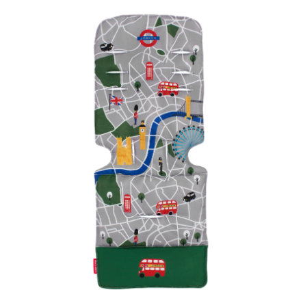 MACLAREN Zitkussen Universal London City Map