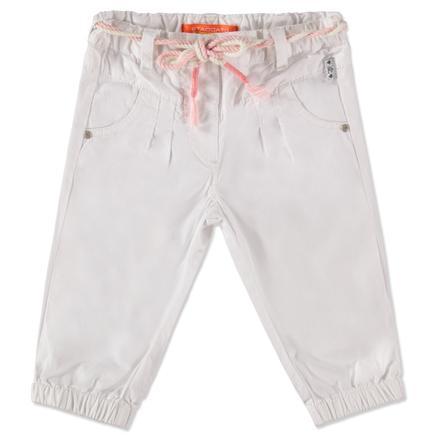 STACCATO Girl s Pantaloni da bambino bianco
