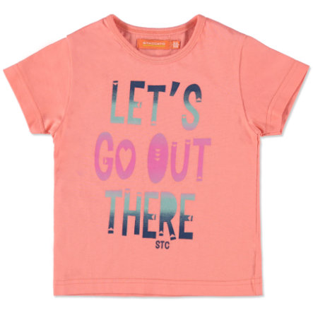STACCATO Girls Mini T-Shirt mandarine