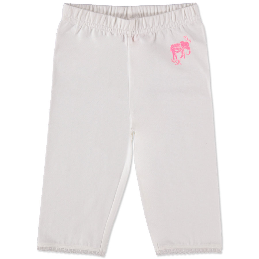 STACCATO Girls Mini Capri Leggings weiß