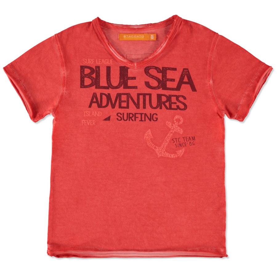 STACCATO Boys Mini T-Shirt bright red