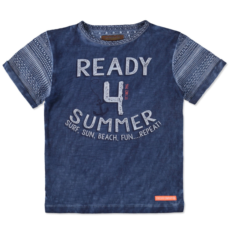 STACCATO Boys Mini T-Shirt ldeep sky