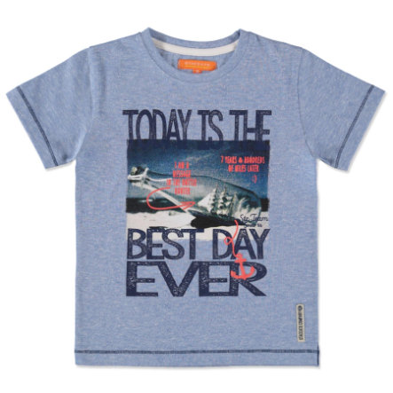 STACCATO Boys Mini T-Shirt deep sky structure