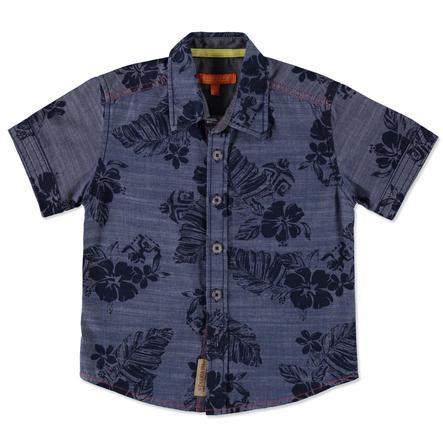STACCATO Boys Mini camicia blu scuro