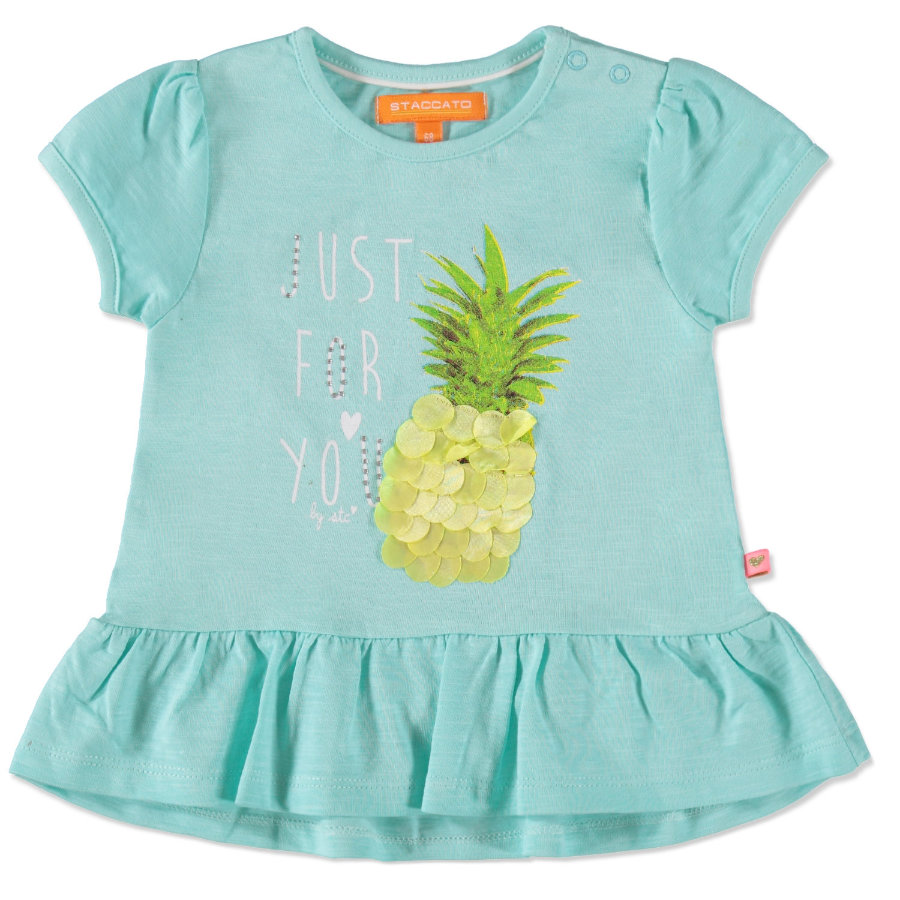 STACCATO Girls Baby Tunika ice green