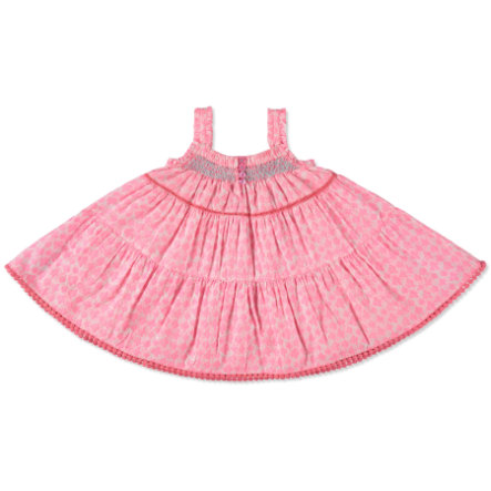 STACCATO Girls Baby Kleid neon peach