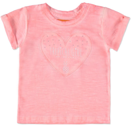 STACCATO Girls Baby T-Shirt neon peach