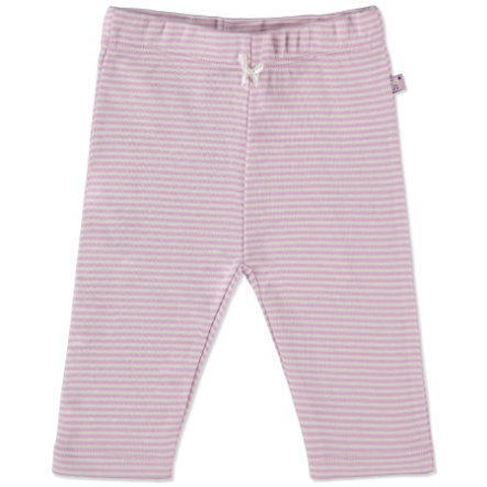STACCATO Girls Baby Leggings flieder streifen