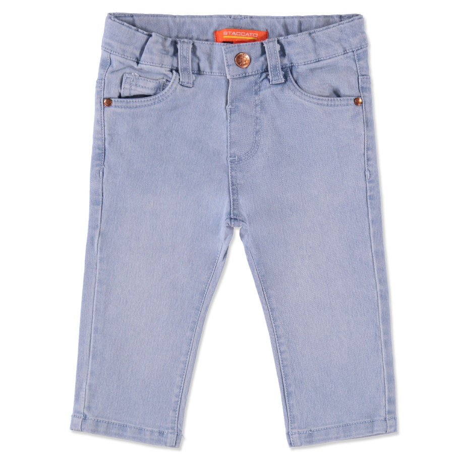 STACCATO Girls Baby Jeans light blue denim