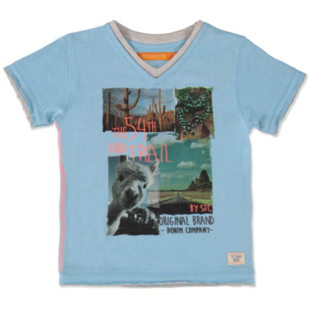 STACCATO Boys Mini T-Shirt aqua