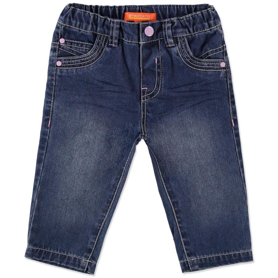 STACCATO Girl Jeans bebé Jeans blu denim