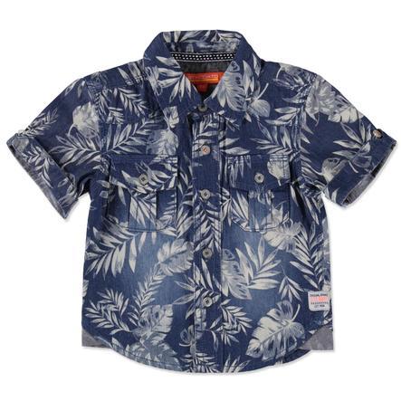 STACCATO Boys Baby overhemd blauw denim