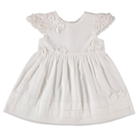 STACCATO Girls Baby Kleid weiß