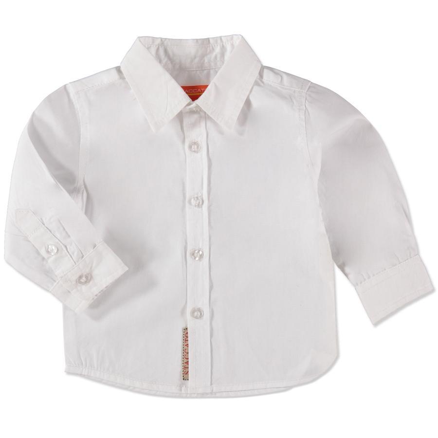 STACCATO Biała koszulka dla dzieci