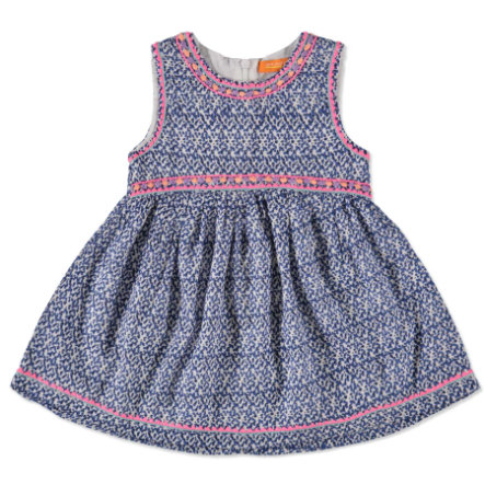 STACCATO Girls Baby Kleid waterblue aop