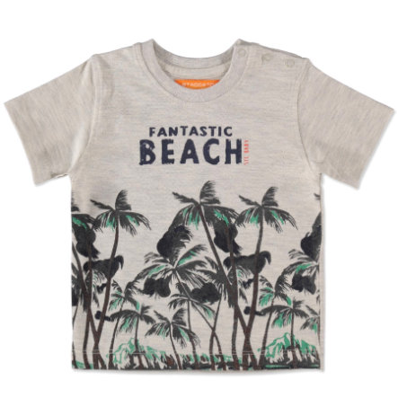 STACCATO Boys Baby T-Shirt light stone melange
