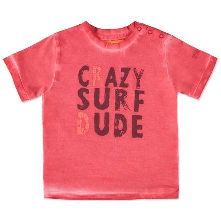 STACCATO Boys Dziecko T-Shirt jaskrawoczerwone