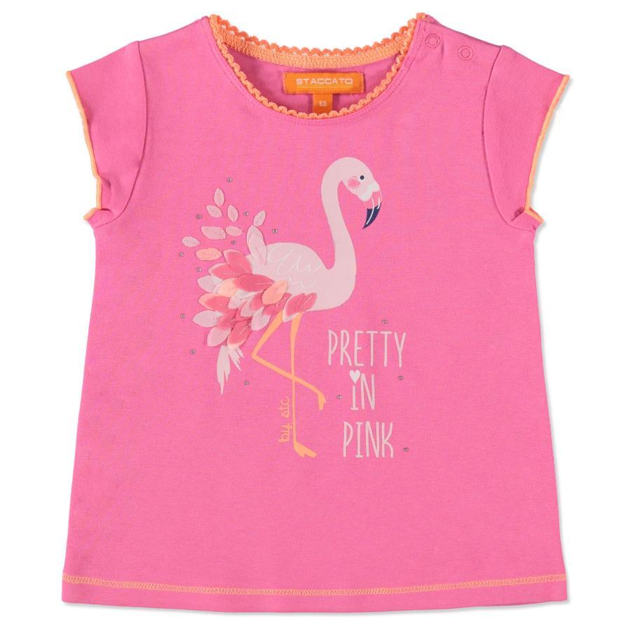 STACCATO Girls Baby T-Shirt dark candy