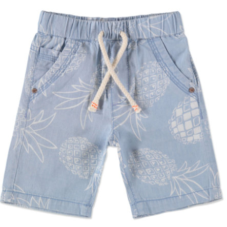 STACCATO Boys Baby Bermudas light blue denim