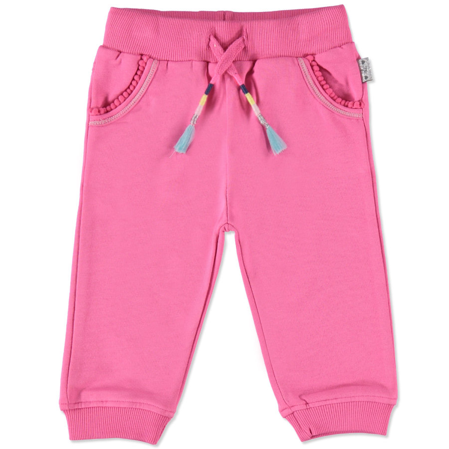 STACCATO Girls Baby Jogginghose dark candy