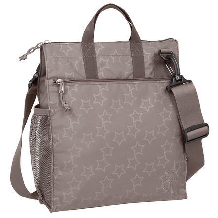 LÄSSIG Casual Buggy Bag Přebalovací taška Reflective Star slate
