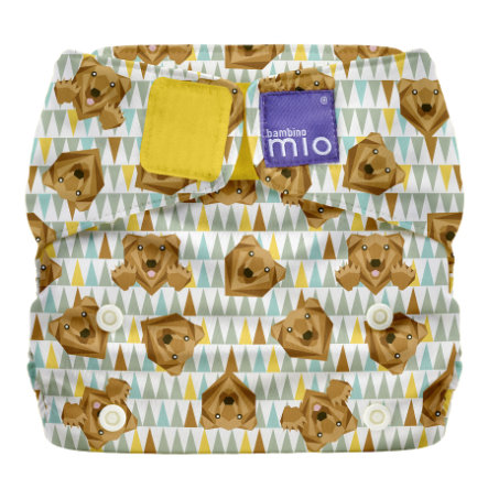 BAMBINO MIO Couches Miosolo All-In-One Grizzly