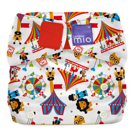 bambino mio Miosolo Windel All-In-One Zirkus