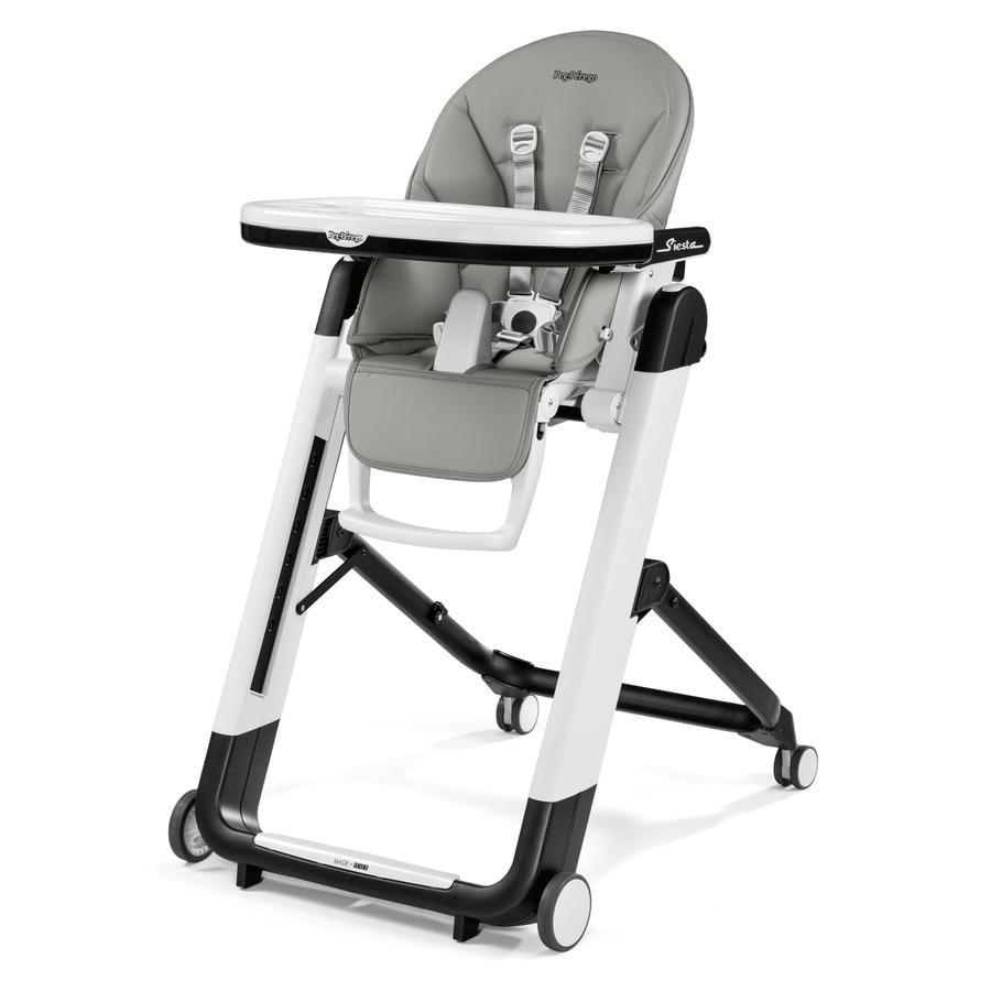 PEG-PEREGO Jídelní židlička Siesta Ice (Licorice)