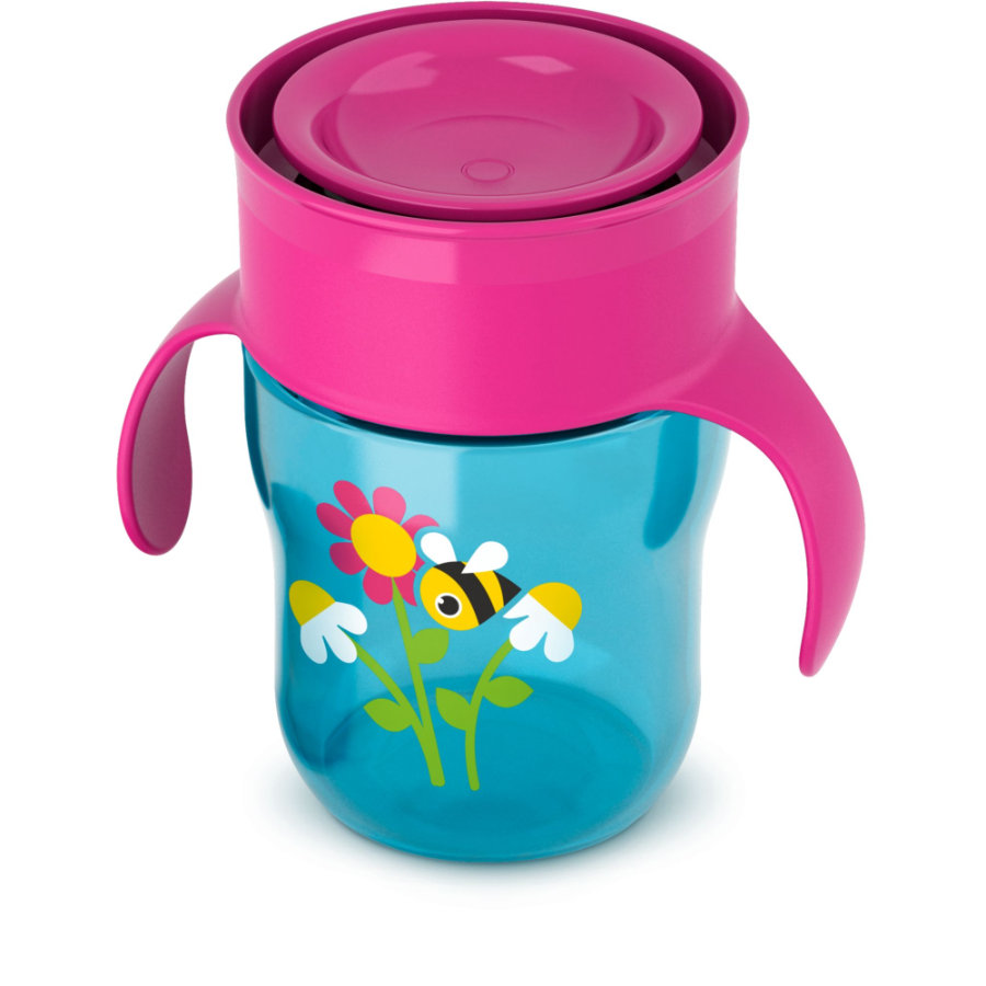 AVENT Grown Up Cup 260ml Pink