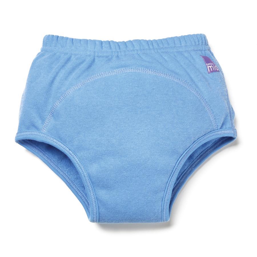 BAMBINO MIO Tréninkové kalhotky 18 - 24 měsíců světle modré
