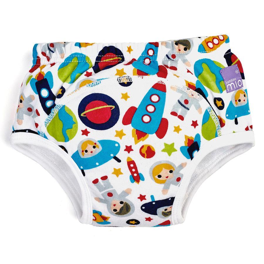 bambino mio Tréninkové kalhotky 3+ roky - z vesmíru
