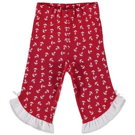 Pink or blue Leggings rojo